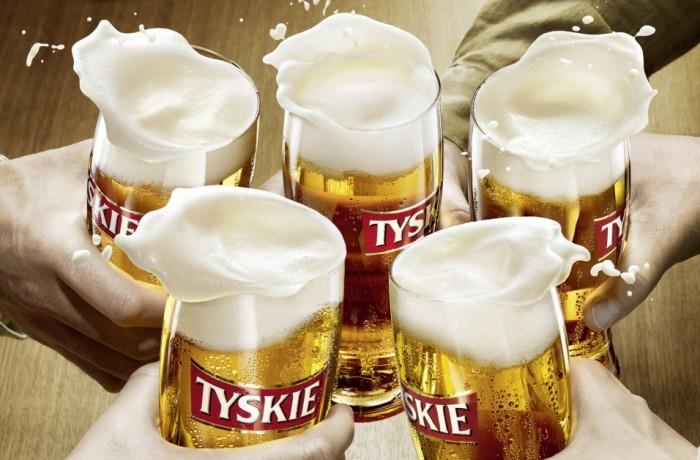 Wódki i piwa